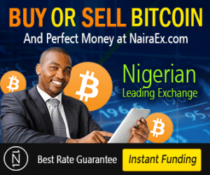 NairaEx – Nigeria's Best E-currency Exchanger
