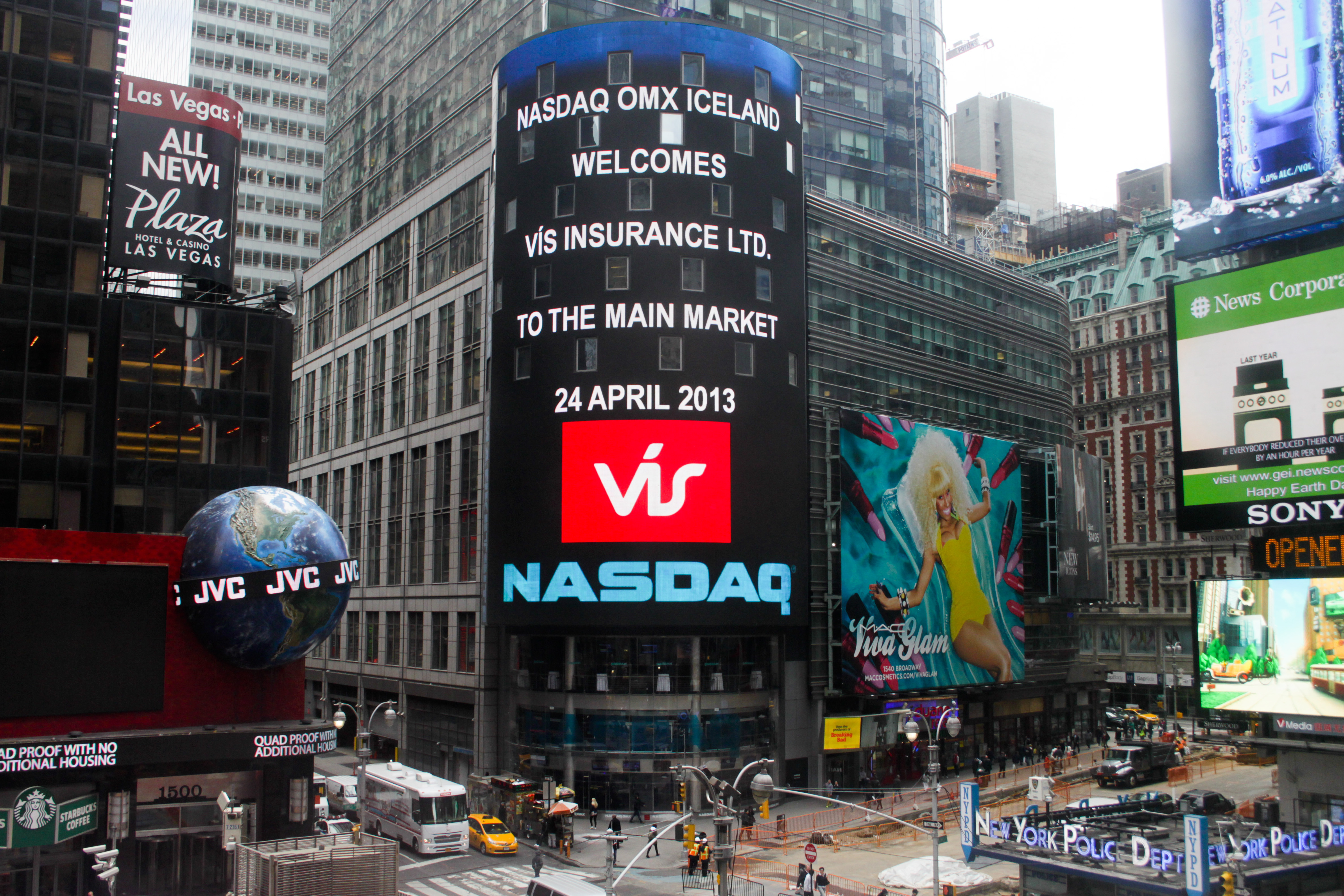 NASDAQ Blockhain Voting System Comes To Fruition One Year Later - BTC Nigeria