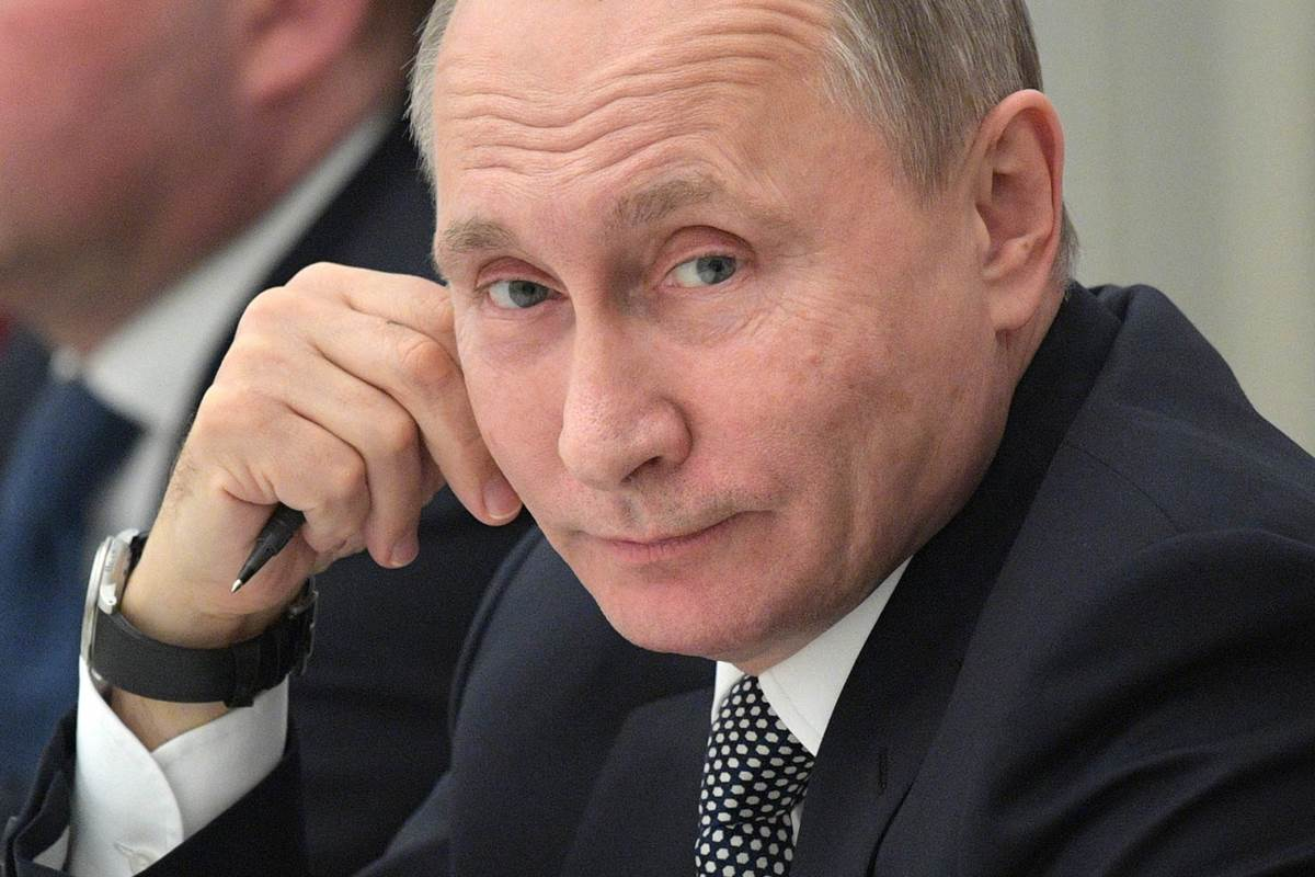prime minister of Russia