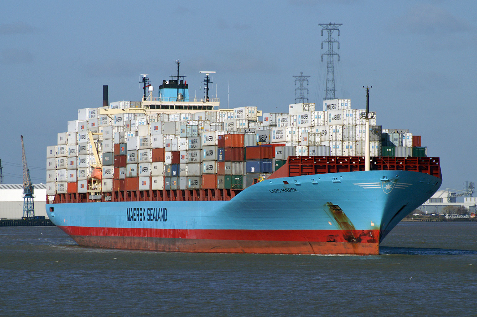 maersk to launch bitcoin insurance