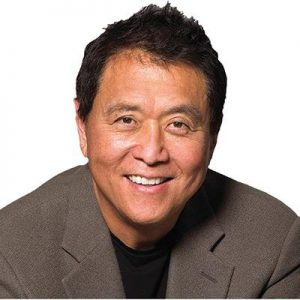 'Rich Dad, Poor Dad' Author; Robert Kiyosaki Throws Weight Behind Cryptocurrency
