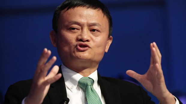 "Alibaba Group CEO: ""I Pay Attention to Blockchain and Bitcoin"""