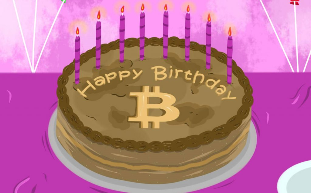 Hurray!!! Happy Birthday Bitcoin