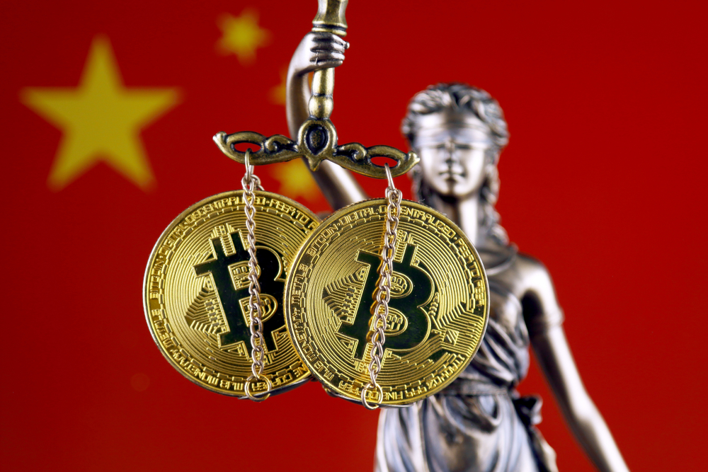 China's Civil court: Bitcoin is Legally Protected Property