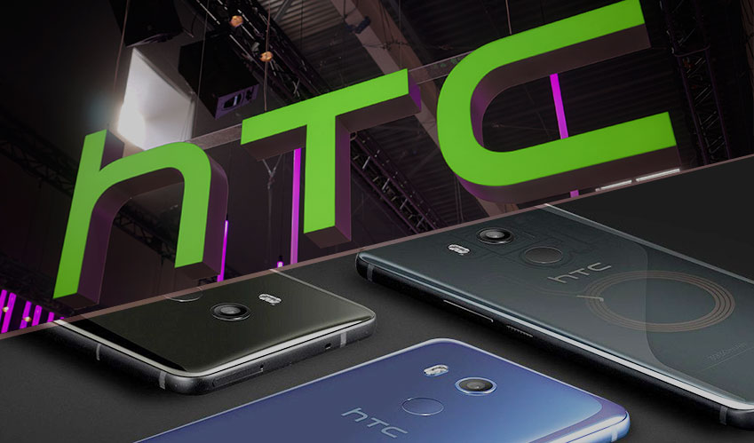 HTC Announces Blockchain Phone; Buyable Only With Cryptocurrency