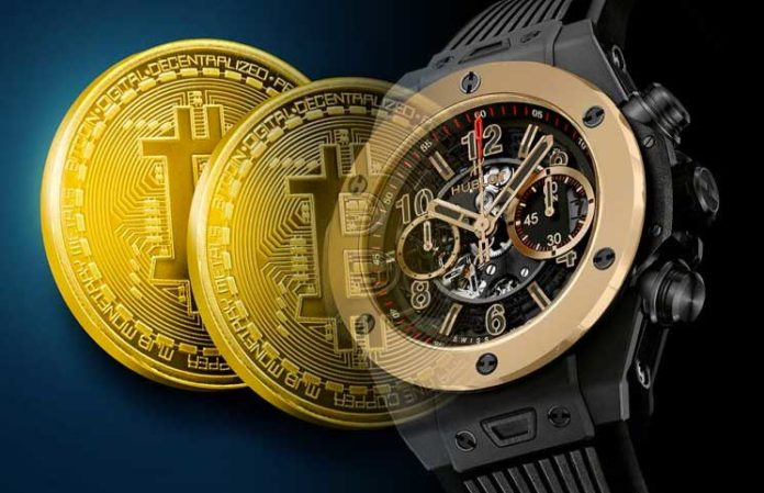 Hublot Debuts Blockchain Modeled Watch, Only Bitcoin Payments Accepted