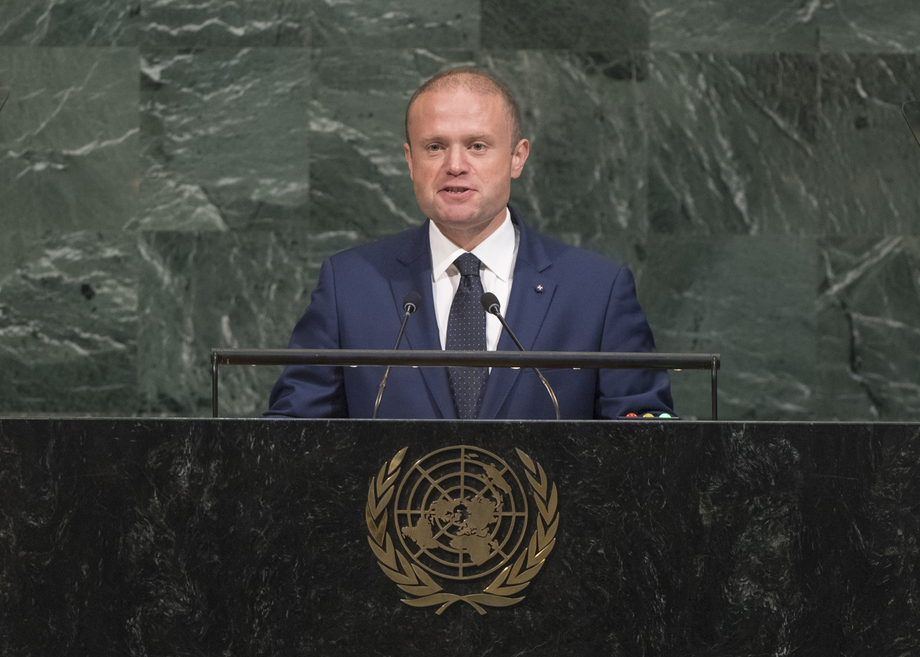 United Nations Assembly: Malta PM Reiterates Confidence in Cryptocurrencies and Blockchain Technology