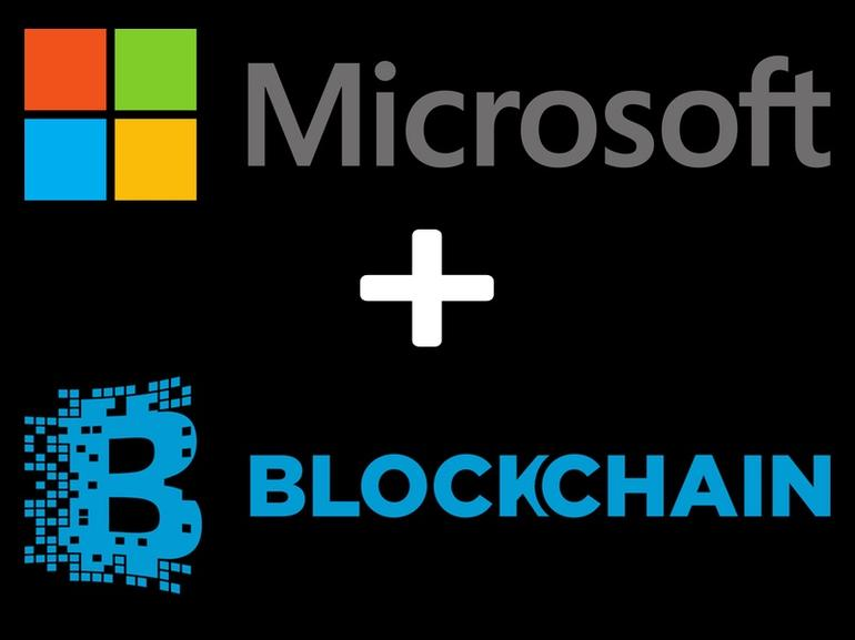 Microsoft To Launch Two Blockchain Products