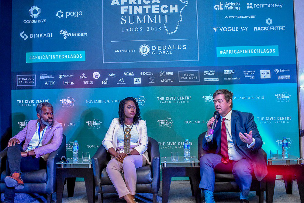 Blockchain for Africa Panel Discussion at AFTS