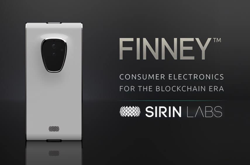 Sirin Labs Launches World's First Blockchain Smartphone