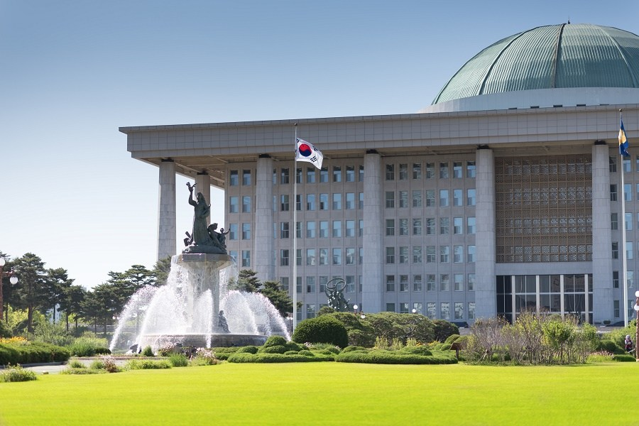 South Korea's National Assembly Holds Crypto Debate