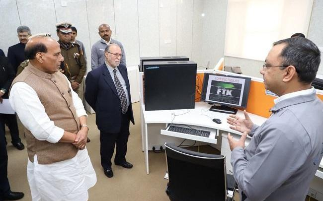 Indian Government Inaugurates National Crypto Forensic Lab