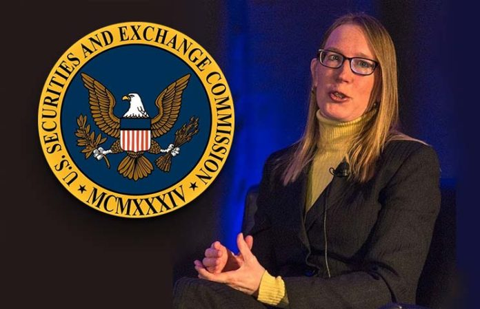 Crypto Mom: SEC Commissioner Says Give Crypto Room to Breathe