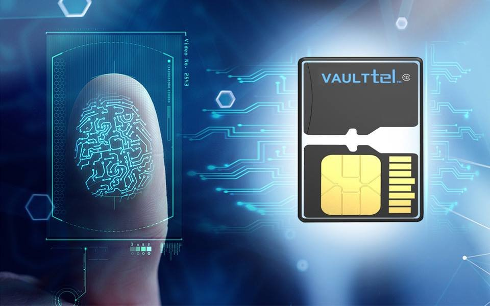 VaultTel Launches Sim Card-Sized Crypto Wallet for Cell Phones