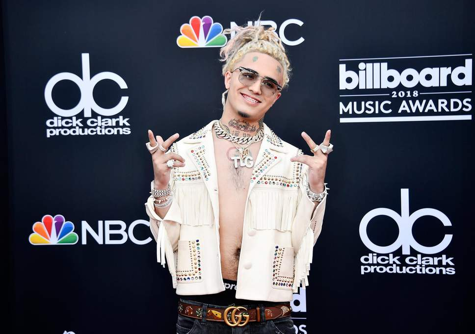Lil Pump now accepts bitcoin payments on his merchandise store