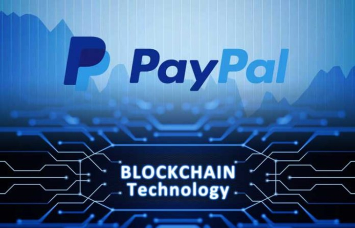 PayPal Makes Its First Blockchain Investment