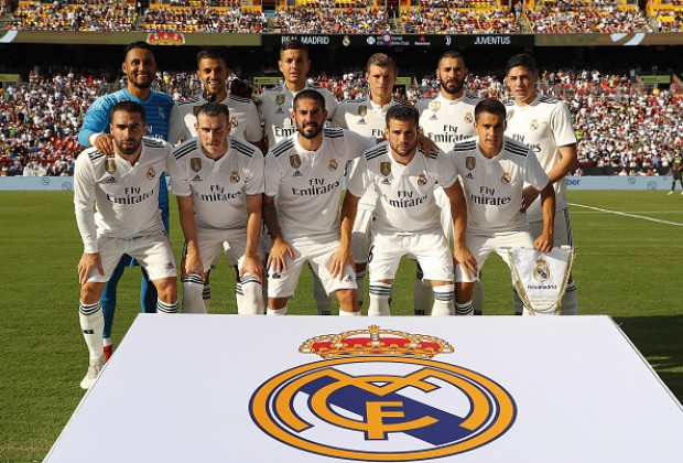Real Madrid Joins Blockchain Platform