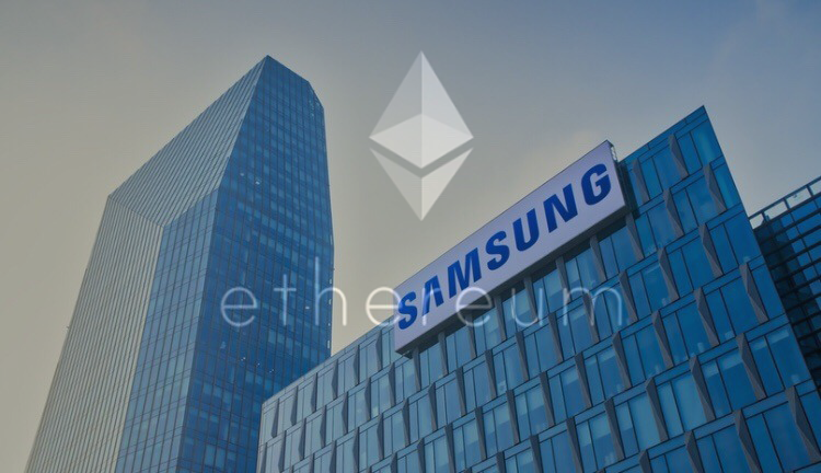 Samsung Reportedly Developing an ETH Based Blockchain and Token