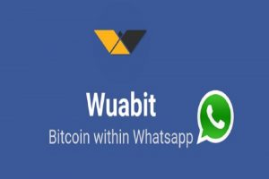 Cryptocurrency wallet on whatsapp