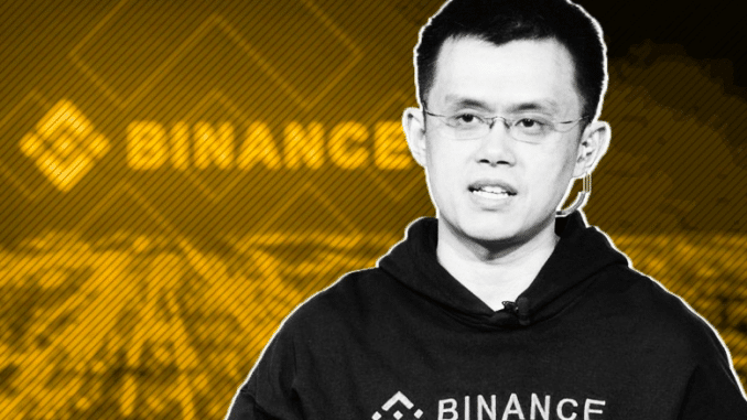 "Binance CEO says NO to Donations ""We are not broke"""