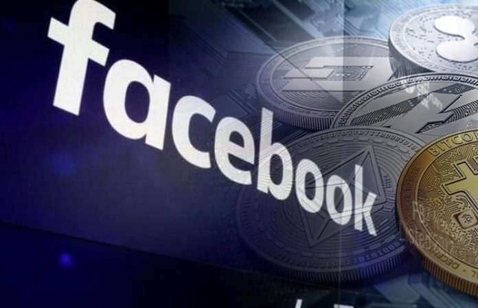 Facebook Registers Cryptocurrency Company