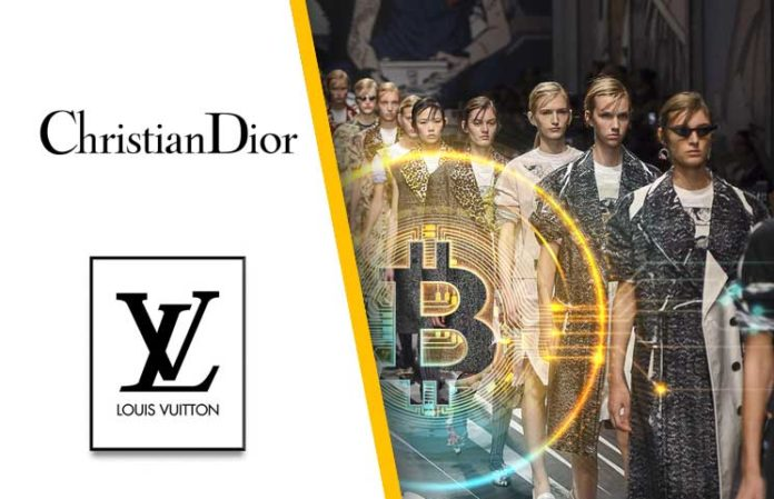Louis Vuitton and Christian Dior Get on Blockchain
