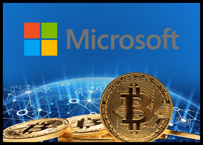 Microsoft to Build Decentralized ID Network On Bitcoin Blockchain