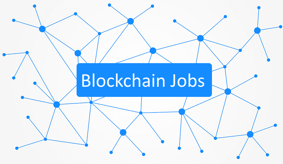 Looking for Blockchain Jobs