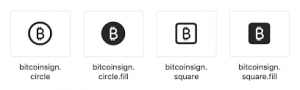 Apple and Bitcon