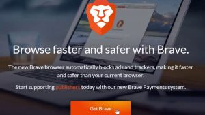 Brave Brower Wallet download