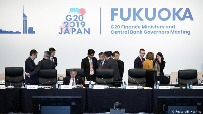 G20 Meeting: Finance Ministers and Central Bank Governors Discuss Cryptocurrency